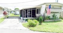 Homes for Sale in Holiday Mobile Home Park, Lakeland, Florida $13,800