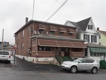 Multifamily Dwellings Sold in Hazleton City, Pennsylvania $239,900