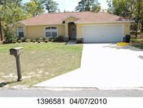 Homes for Rent/Lease in Citrus Spring, Citrus Springs, Florida $1,300 monthly