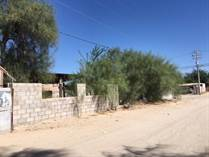 Lots and Land for Sale in In Town, Puerto Penasco/Rocky Point, Sonora $12,000