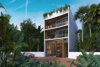 Condo Boutique Building with Individual condos For Sale at Aldea Zama Tulum DE2-01