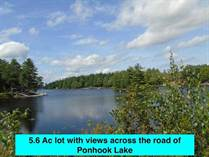 Lots and Land for Sale in Greenfield, Nova Scotia $33,500