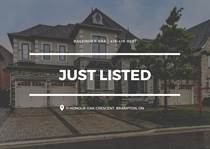 Homes for Sale in Credit Valley, Brampton, Ontario $1,599,000