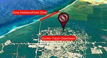 Lots and Land for Sale in Tulum, Quintana Roo $520,000