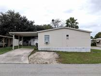 Other for Sale in Stoll Manor, Lakeland, Florida $33,000