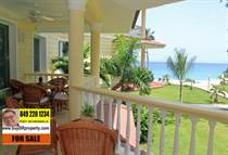 Condos for Sale in Sosua Oceanfront, Sosua, Puerto Plata $429,000