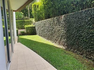 Hermoso apartamento de 1 habitación con jardín
