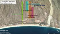 Lots and Land for Sale in Las Playitas, Todos Santos, Baja California Sur $4,358,200