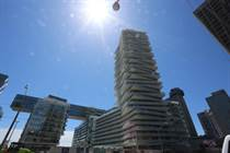 Condos for Rent/Lease in Yonge/Queen Quay, Toronto, Ontario $2,575 monthly