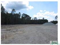 Lots and Land for Sale in Savannah, Georgia $1,550,000