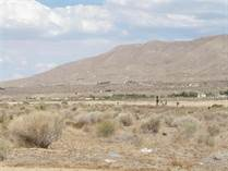 Lots and Land for Sale in Apple Valley, California $340,000