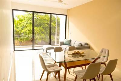 Beautiful 1 bedroom 1 bathroom Condo for Sale in Playa del Carmen DED353