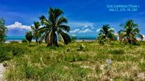 Lots and Land for Sale in Club Caribbean, Ambergris Caye, Belize $300,000