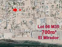Lots and Land for Sale in Col. Benito Juarez, Puerto Penasco/Rocky Point, Sonora $75,000