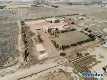 Commercial Real Estate for Sale in Valle de San Quintin, San Quintin, Baja California $810,000