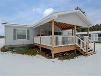 Homes for Sale in Beaverton, Michigan $109,900