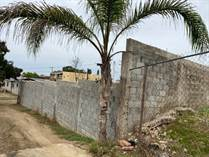 Lots and Land for Sale in Playas de Rosarito, Baja California $65,000