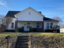 Homes for Sale in Bloomfield, Indiana $52,500