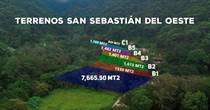 Lots and Land for Sale in Puerto Vallarta, Jalisco $45,000