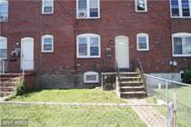 Homes for Rent/Lease in DUNDALK, Maryland $900 monthly