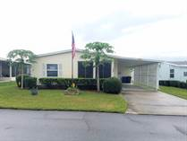 Homes for Sale in Foxwood Village, Lakeland, Florida $31,000