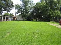 Lots and Land Sold in Red Bluff Terrace, Pasadena, Texas $40,000