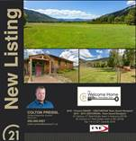 Farms and Acreages for Sale in Cherryville, Vernon, British Columbia $1,150,000