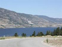 Lots and Land for Sale in Okanagan Falls, British Columbia $379,000