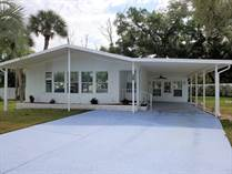 Homes Sold in Palm Tree Acres Mobile Home Park, Zephyrhills, Florida $28,000