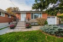 Homes for Sale in Eglinton East, Toronto, Ontario $749,900