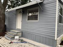 Homes for Sale in Lamplighter On The River, Tampa, Florida $53,900