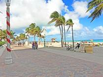 Condos for Sale in Hollywood Beach, Hollywood, Florida $335,000