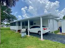 Homes for Sale in Everglades Lakes, Davie, Florida $45,000