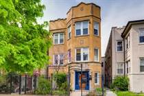 Multifamily Dwellings for Sale in Chicago, Illinois $575,000