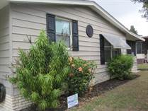 Homes for Sale in Foxwood Village, Lakeland, Florida $28,500