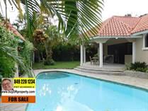 Homes for Sale in Playa Laguna Beach, Sosua, Puerto Plata $174,500
