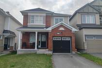 Homes for Rent/Lease in EMERALD MEADOWN, Ottawa, Ontario $2,500 monthly