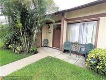 Homes for Sale in Sunrise, Florida $239,500