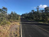 Lots and Land for Sale in Hawaii, OCEAN VIEW, Hawaii $10,000