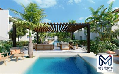 3 Br. Townhouse w/ Roof Garden for Sale In Exclusive Gated Development