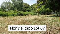 Lots and Land for Sale in Playas Del Coco, Guanacaste $63,000