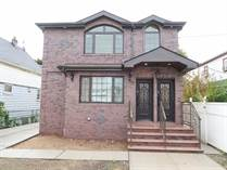 Multifamily Dwellings for Sale in South Ozone Park, New York City, New York $1,099,000