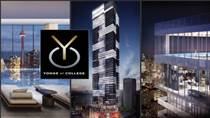 Condos for Rent/Lease in Yonge/College, Toronto, Ontario $1,950 one year