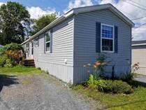 Homes for Sale in Nova Scotia, Beaver Bank, Nova Scotia $89,900