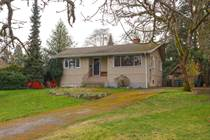 Homes for Sale in MT. Doug, Victoria, British Columbia $995,000