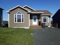 Homes for Sale in Thomas Estates, Newfoundland and Labrador $329,900