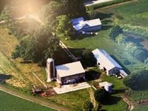 Farms and Acreages Sold in Burgessville, Zenda, Ontario $950,000