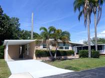 Homes for Sale in Camelot Lakes MHC, Sarasota, Florida $48,900