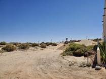 Homes for Sale in Las Conchas, Puerto Penasco/Rocky Point, Sonora $45,000