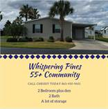 Homes for Sale in Whispering Pines, Frostproof, Florida $99,995